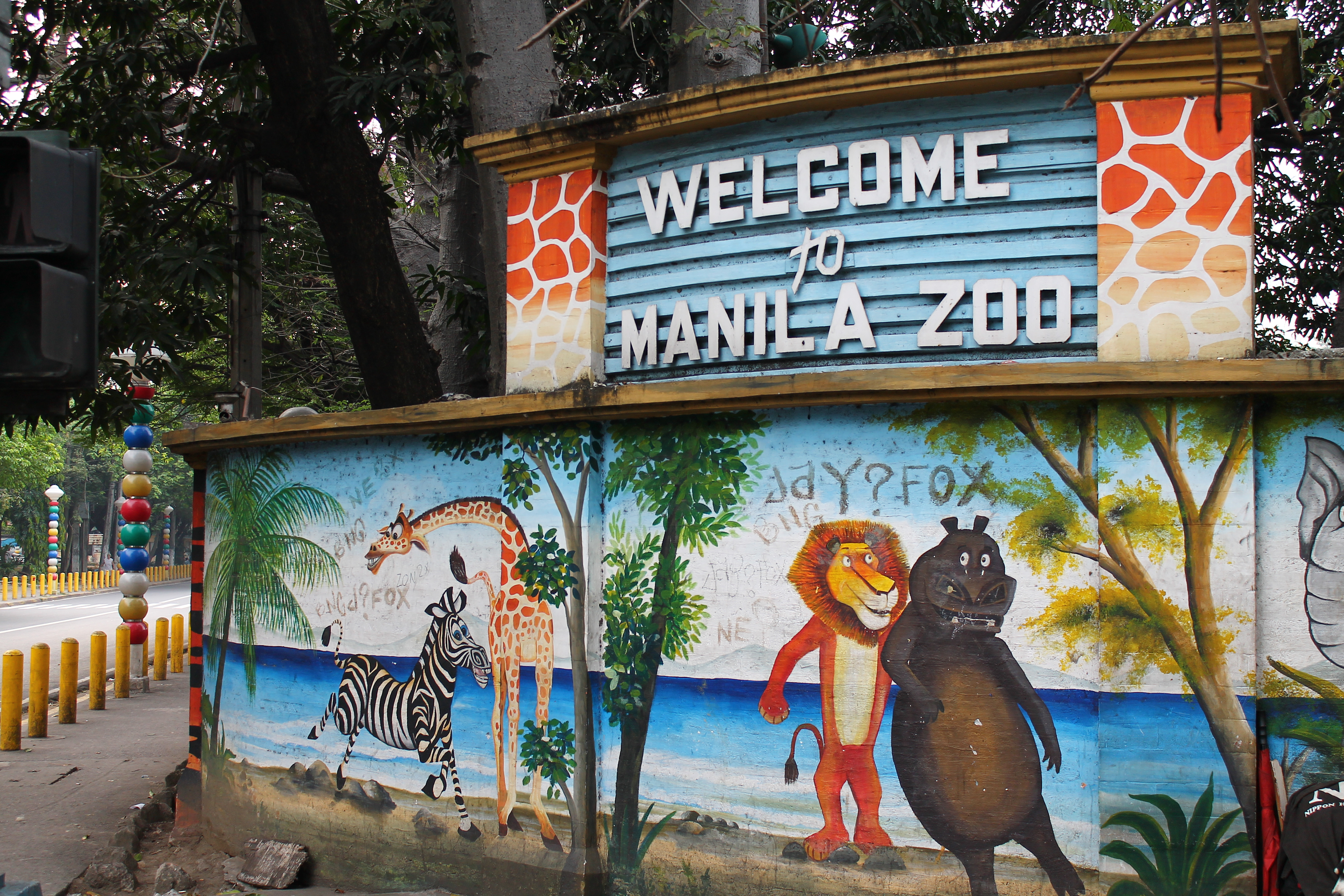 Manila Zoo – place to love and protect